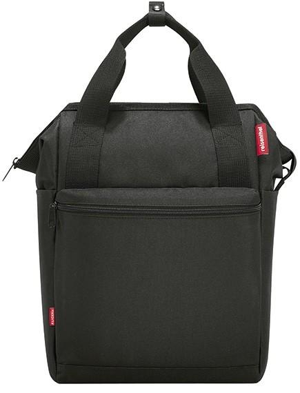 Rixen&Kaul Klickfix Roomy GT Gepäckträgertasche Seitentasche schwarz 7kg