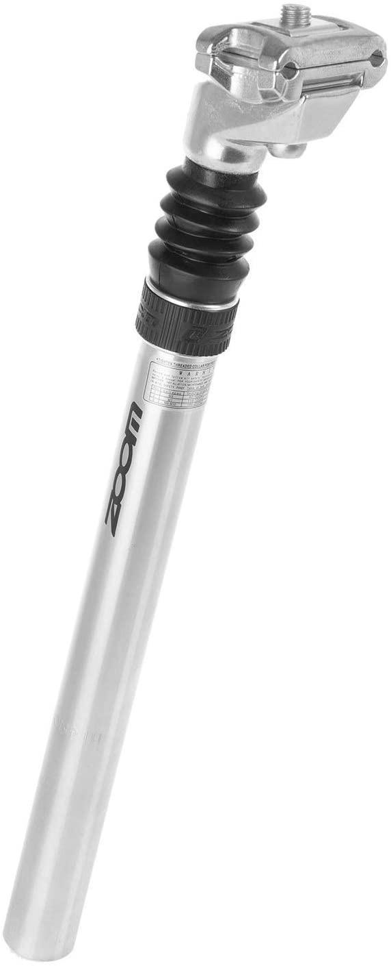 Zoom Sattelstütze gefedert 25.4mm Durchmesser 350mm 40mm Federweg