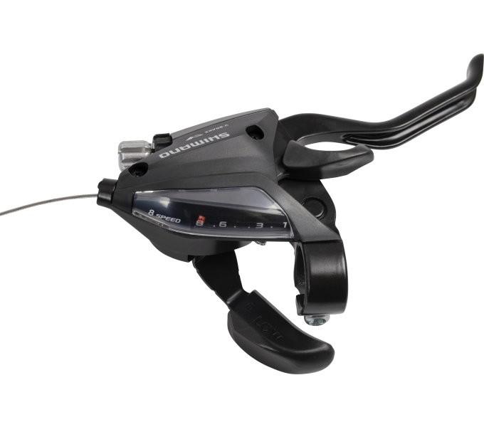 Shimano Schalt-/Bremshebel ST-EF500-2 8fach rechts Bremsschaltgriff