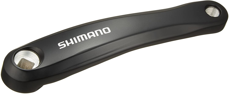 Shimano Kurbelarm links 170mm FC-MT101 schwarz Tretkurbel Y-0G405100