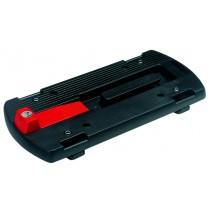 Klickfix Klickfix Gepäckträgeradapterplatte GTA mit Schloss für Taschen & Boxen