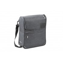 Norco Glenbury City Tasche Gepäckträgerseitentasche grau Klickfix Vario E