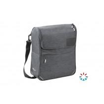 Norco Glenbury City Tasche Iso Thermotasche Gepäckträgerseitentasche grau