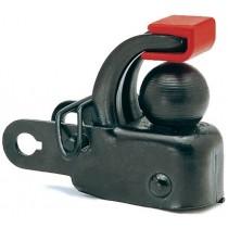 Hebie Anhängerkupplung F1 0501E schwarz Hochdeichselkupplung f. Sattelstütze