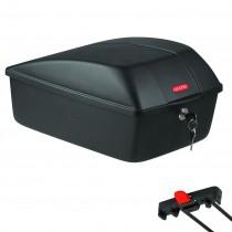 Rixen&Kaul Klickfix Bike Box Racktime abschließbar schwarz 12 Liter