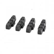 Magura Bremsbelag HS11/22/33 Felgenbremsbelag Standard schwarz 4 Stück/  2 Sets