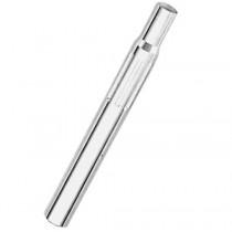 Ergotec Sattelstütze Sattelstange Aluminium 400mm Ø 25.8mm silber