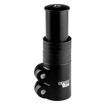 Ergotec Ahead3 Lenkererhöhung 1 1/8 Vorbau Ahead schwarz
