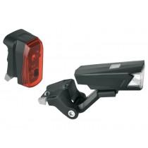 Monkeylight ML Nuuk 30 Recharge Set Fahrradlichtset USB Monkeylink Bulls
