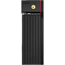 Abus uGrip Bordo 5700K/100 black SH 100cm mit Halterung schwarz Faltschloss