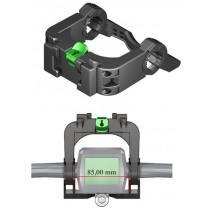 MTS3 Löhr E-Bike Lenker Adapter 22-31.8mm für mittige Displays