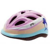 Kinderhelm Fahrradhelm BRN Ping rosa Mädchen XXS 44 45 46 47 48 cm