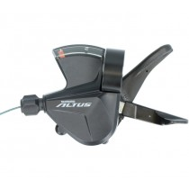 Shimano Schalthebel Altus SL-M2010 2fach links RapidFire Plus ESLM20102LB schwarz
