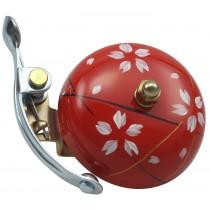 Crane Bell Co. Suzu Klingel Glocke Retro handpainted handbemalt - HARU