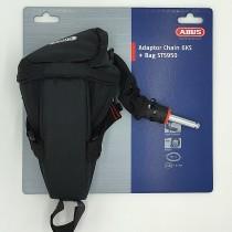 ABUS Adaptor Chain 6KS/100 Einsteckkette 100cm inkl. Satteltasche ST5950