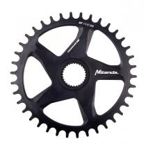 Miranda E-Bike Kettenblatt Directmount Standard 38 Zähne Bosch GEN4 schwarz