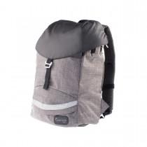 Overade Plixi Backpack Rucksack wasserdicht 25 Liter grau