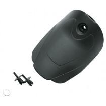 SKS Spoiler Pro für Schutzbleche 50-60mm schwarz Spritzschutz