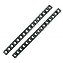 SKS Ersatzgummis 2 Stück lang für X-Board Mud-X Ersatzhalterung Dirtboard