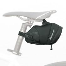 SKS Explorer Click 800 Satteltasche schwarz mit Clicksystem & easyzip