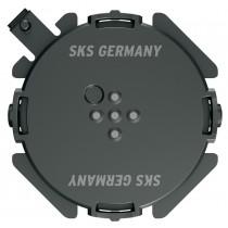 SKS Compit Bajonettaufnahme Ersatzteil Compit Plus Unit schwarz