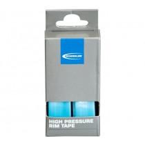 Schwalbe Hochdruckfelgenband 28 Zoll 18-622mm Packung mit 2 Stück blau