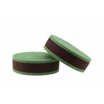 SAMURAI BAR TAPE TONO Lenkerband Lenkertape Fahrradband green-brown grün-braun