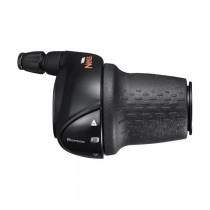 Shimano Nexus SL-C6000 Drehgriffschaltung 8 Gang CJ-8S40 Revoshift schwarz