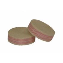 SAMURAI BAR TAPE TONO - Lenkerband Lenkertape Fahrradband weiß-pink whitepink