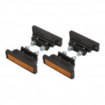 Shimano Pedal-Reflektoreinheit SM-PD67 für PD-M8140 4er Set Y-L8698070
