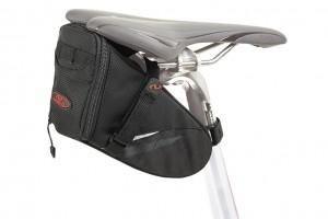 Norco Ontario Satteltasche Maxi schwarz Klettverschlussbefestigung am Sattel