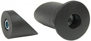 HEBIE 0399 05 Befestigungsschraube für Kettenschutzring für Hollowtech II