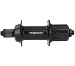 Shimano Hinterradnabe 36 Loch QR Schnellspanner 7fach 135mm FHTY5007AZA