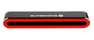 Supernova M99 Tail Light 2 LED Rücklicht homogene LED Leiste 6V