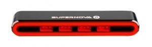 Supernova M99 Tail Light 2 Pro Rücklicht mit Bremslicht Bremsrücklicht