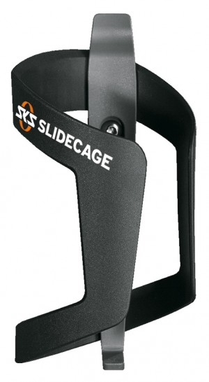 SKS Slidecage Flaschenhalter seitlich 49g schwarz für Fully & kleine Rahmen