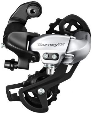 Schaltwerk Shimano Tourney RDTX800 7/8-fach silber ERDTX800SGSS MTB Trekking